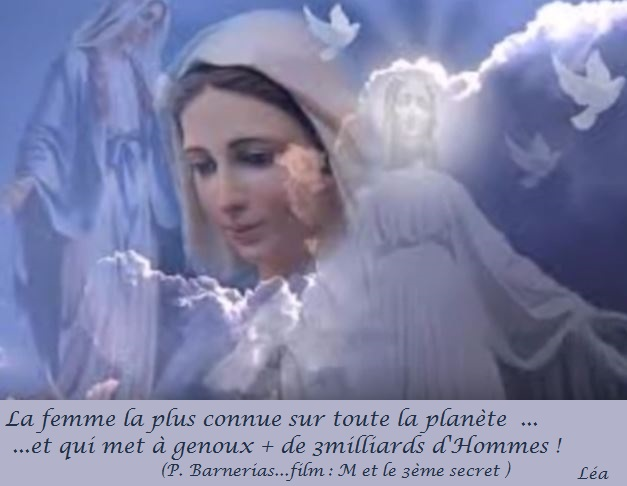 CaptureSte Vierge Marie