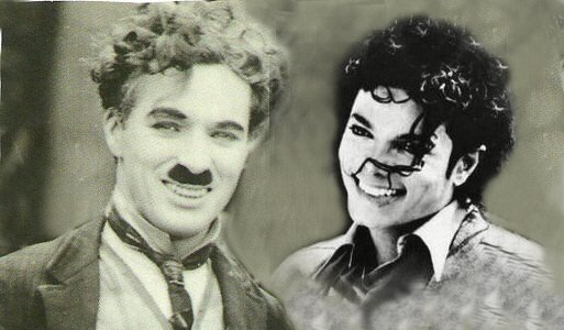 Michael et Chaplin