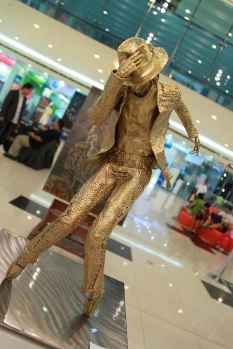 Billie Jean Michael Jackson by Ferdie Cacniо, a Filipino Artist