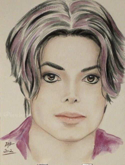 Apprendre a dessiner michael jackson - Dessin de michael jackson ...