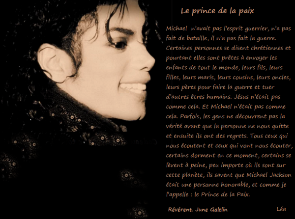 le prince Michael