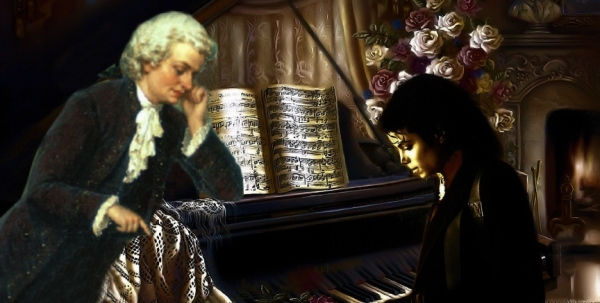 fiction michael-jackson- et Mozart 6520-1600-809